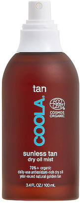 Coola Sunless Tan Dry Body Oil Mist