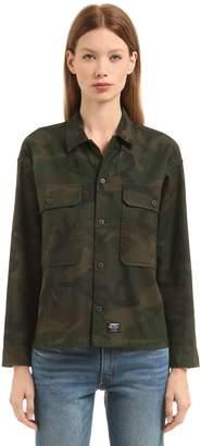 Carhartt Salinas Camo Cotton Twill Shirt