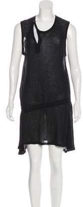 Ann Demeulemeester Sleeveless Mini Dress