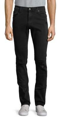 AG Jeans Tellis Modern Slim Ripped Jeans