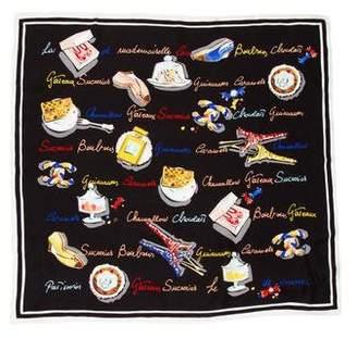 7e13ffa2e31 Chanel Women s Scarves - ShopStyle