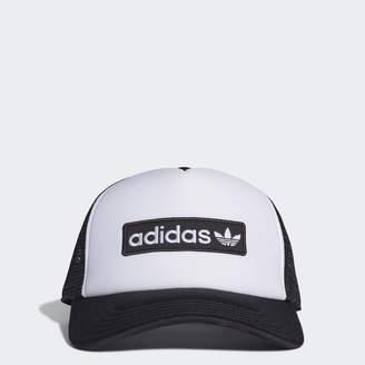 adidas Foam Curved Trucker Hat