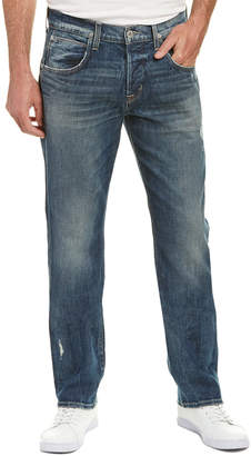 Hudson Byron Medium Wash Straight Leg