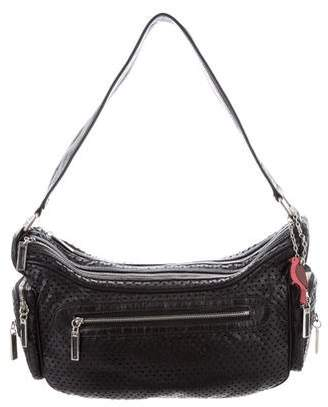 Cacharel Perforated Leather Bag