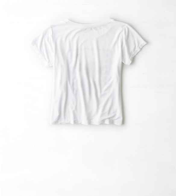American Eagle Don't Ask Why Baby T-Shirt
