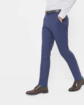 Ted Baker ADEMIRT Commuter wool trousers