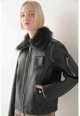 Acne Studios (アクネ ストゥディオズ) - アクネ ストゥディオズ Calf Leather Jacket