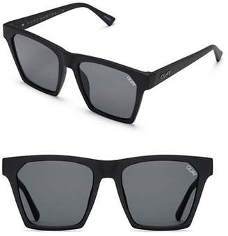 Quay x CHRISSPY Alright Square Sunglasses