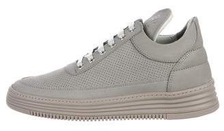 Filling Pieces Perforated Nubuck Sneakers w/ Tags