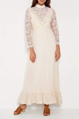 Urban Renewal Vintage One-of-a-Kind Lace Prairie Dress
