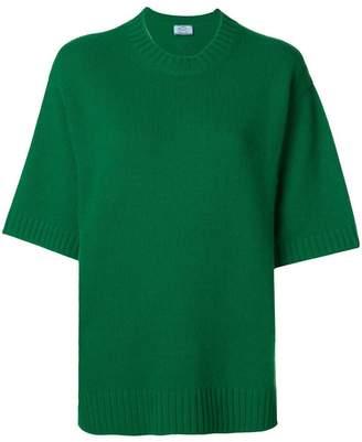 Prada short-sleeved knitted top