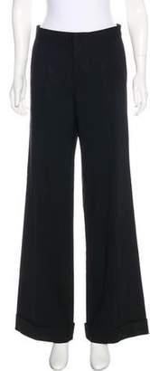 Chaiken Mid-Rise Wool Pants