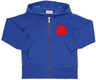 Moncler Cotton Sweatshirt Hoodie