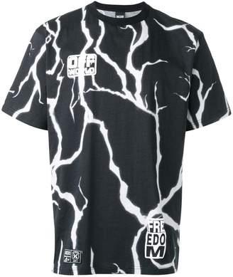 Kokon To Zai Thunder Off World T-shirt