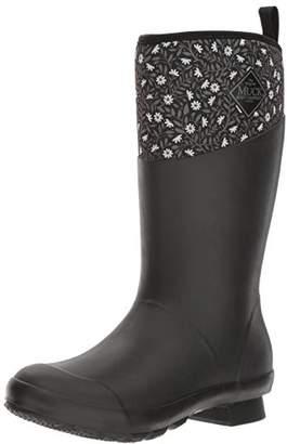 Muck Boots Women's Tremont Wellie Matte Mid, Print Wellington Boots,36 EU
