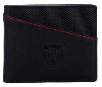 Ferrari x Puma F1 Club Leather Wallet