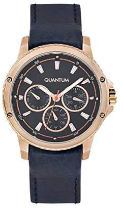 Quantum Girl's Watch Impulse Chronograph Quartz Leather iml464.499