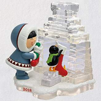 Hallmark Keepsake Christmas Ornament 2018 Year Dated