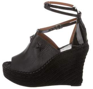 Givenchy Nettunia Espadrille Wedges