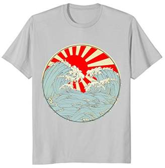 The Great Japanese T Shirt Wave off Kanagawa Vintage Art