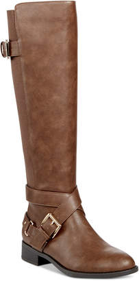 Thalia Sodi Vada Wide-Width Wide-Calf Riding Boots, Women Shoes
