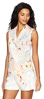 Catherine Malandrino Women's Parker Top-Floral