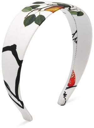 Oscar de la Renta Kids flower pots head band