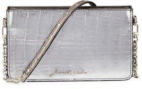 Judith Leiber Couture Signature Crocodile Crossbody Bag