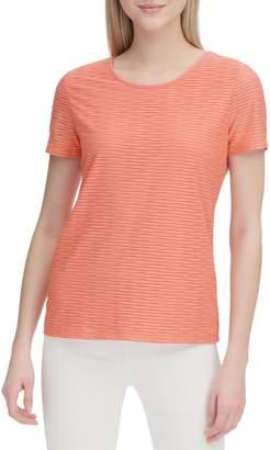 Calvin Klein Wavy Stripe Top