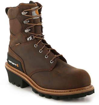 Carhartt Logger 8-Inch Composite Toe Work Boot - Men's
