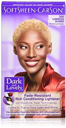Soft Sheen Carson Softsheen Carson Dark and Lovely Permanent Hair Colors