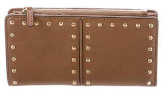 Michael Kors Studded Continental Wallet