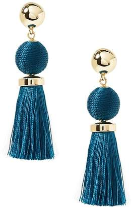 Banana Republic Classic Bauble Tassel Earring