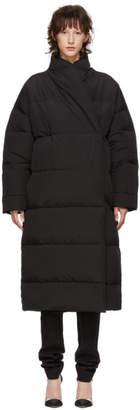 Totême Black Bondy Coat