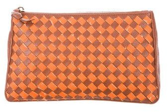 Bottega Veneta Bottega Veneta Intrecciato Cosmetic Bag