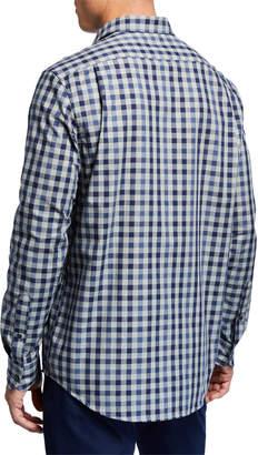 Michael Kors Men's Allen Check Sport Shirt