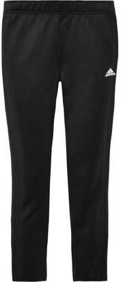 adidas Stretch-jersey Track Pants - Black