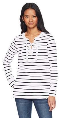 U.S. Polo Assn. Women's Long Sleeve Crew Neck T-Shirt