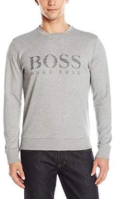 HUGO BOSS BOSS Green Men's Salbo Bhb Logo Sweatshirt