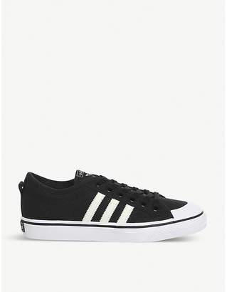 Adidas Black Canvas Mens - ShopStyle Australia 49ba3fe1c