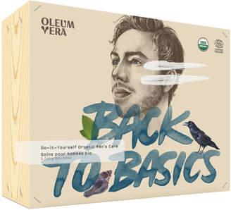 Oleum Vera DIY Organic Men's Skin & Haircare Kit