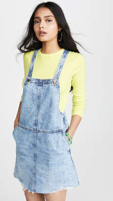 Blank Blow the Bag Overall Dress