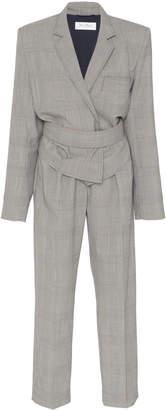 Max Mara Corone Wool Jumpsuit