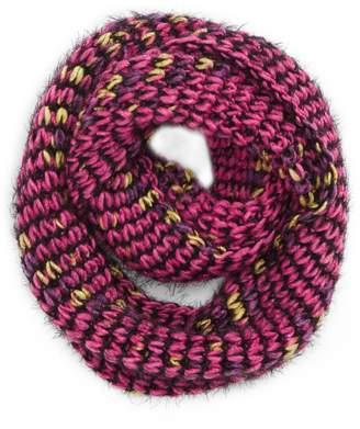 Saachi Knit Infinity Scarf