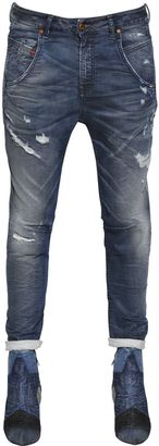 Fayza-Ne Stretch Cotton Joggjeans $365 thestylecure.com