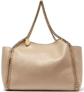 Stella McCartney Falabella Small Reversible Faux Leather Tote - Womens - Beige