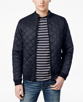 Barbour Men's Holton Quilted Jacket $249 thestylecure.com