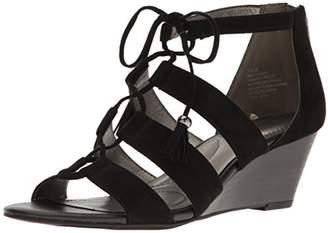 Bandolino Women's Opiuma Wedge Sandal $34.08 thestylecure.com