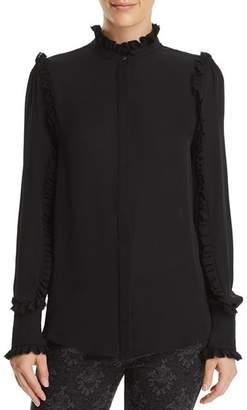 Kobi Halperin Kristin Ruffle Silk Blouse - 100% Exclusive