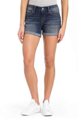 Mavi Jeans Vanna Roll Cuff Shorts